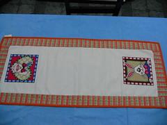Trilho de mesa (luartesanato) Tags: patchwork coelho pascoa trilho