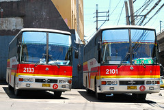 Identical MAN! (raptor_031) Tags: man bus buses suspension air philippines transport victory class airconditioned works motor santarosa operation sr fare inc liner regular 2133 2101 18310 exfoh hocl hideck d2866loh27 21o1 proivincial
