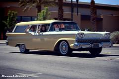Ranch Wagon (True Mendez Foto (aka Darkhorse68)) Tags: ford station canon wagon classiccar 1959 ranchwagon manuelmendez