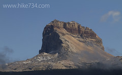 """Chief Mountain • <a style=""""font-size:0.8em;"""" href=""""http://www.flickr.com/photos/63501323@N07/7132864129/"""" target=""""_blank"""">View on Flickr</a>"""