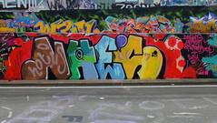 Graffiti Delft (oerendhard1) Tags: urban streetart art graffiti delft irenetunnel hotus