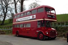 2105-05 (Ian R. Simpson) Tags: routemaster northern parkroyal aec eup405b