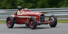 Number 31 1931 Alfa Romeo Tipo B driven by Peter Giddings (albionphoto) Tags: usa march fiat lotus ct ferrari autoracing alfaromeo 31 motorracing transam astonmartin tyrrell lakeville limerockpark vscca tipob petergiddings