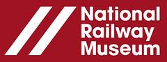 National Railway Museum (York) / NRM (GB) 04-2016 (Roger Hele) Tags: york trip england tourism sign logo fun yorkshire gb april nrm nationalrailwaymuseum 2016 vvv 48hrs greatbrittain