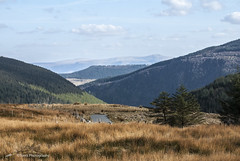 Valleys of Mach Loop (tomdavies19) Tags: sky mountains water wales clouds outdoors landscapes rocks loop paths roads valleys mach northwales machloop