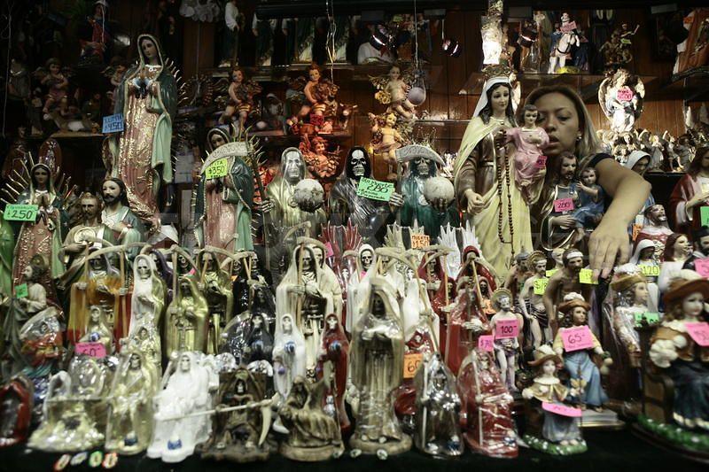Chợ bùa chú Sonora