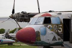 Breguet 941 (Flox Papa) Tags: ailes anciennes breguet 941 ailesanciennestoulouse ailesanciennes