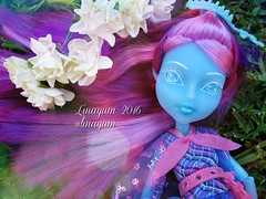 (Linayum) Tags: kiyomihaunterly mh monster monsterhigh mattel doll dolls mueca muecas toys haunted linayum