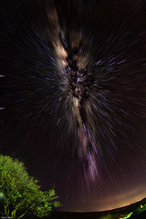 Light Rain. .. (e0nn) Tags: longexposure night stars nightshot pentax steev milkyway k3 1017mm da1017mm steveselby steveselbyphotography