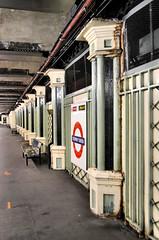 Stepney Green (R~P~M) Tags: uk greatbritain england london station sign train iron unitedkingdom railway londonunderground stepneygreen