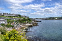 The seafront at Plymouth (Baz Richardson) Tags: coast terraces plymouth devon plymouthseafront