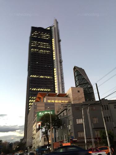 Torre BBVA y torre Reforma