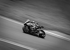 WSBK - Imola (michelematteipetrolhead) Tags: blackandwhite sport race nikon automotive tamron panning biancoenero superbike imola motosport