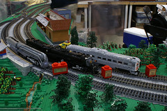 BW_16_Penn-Tex_051 (SavaTheAggie) Tags: pennlug tbrr pentex texas brick railroad train trains layout steam engine locomotive locomotives display yard city