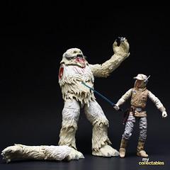 Star Wars Hoth Scene (MyCollectables.ca) Tags: mycollectables actionfigures actionfigure toys toy starwars strikes hope hoth wampa tauntaun lukeskywalker han solo empire back black series 6