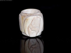 scout woggle wood carved 2 (Simon Dell Photography) Tags: wood log carving diy how hand made simon dell carver artist first try scout woggle carved