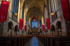 Rockefeller Chapel (rseidel3) Tags: chicago church nikon religion chapel rockefeller d7000
