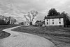 The Old House (Will_hale) Tags: road park old trees blackandwhite house building pine landscape virginia nikon farm roanoke d200 cracks leading vinton gearhart