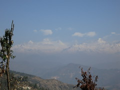 View of the Himalayas (International Livestock Research Institute) Tags: india mountains northernindia ilri susanspictures uttarakhand