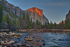 El Capitan & The Merced River at Sunset (HavCanon.WillTravel) Tags: winter yosemite elcapitan hdr mercedriver fdrtools canon7d photoclubphotoofthemonth