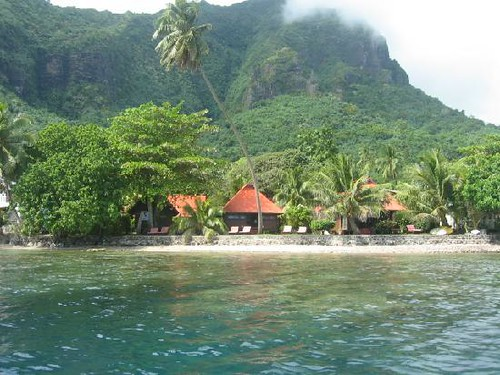 Pension Fare Vaihere Moorea