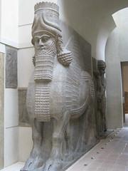 Lamassu (JUDGE DREDD76) Tags: paris france lamassu assyria musedulouvre eurotrip09