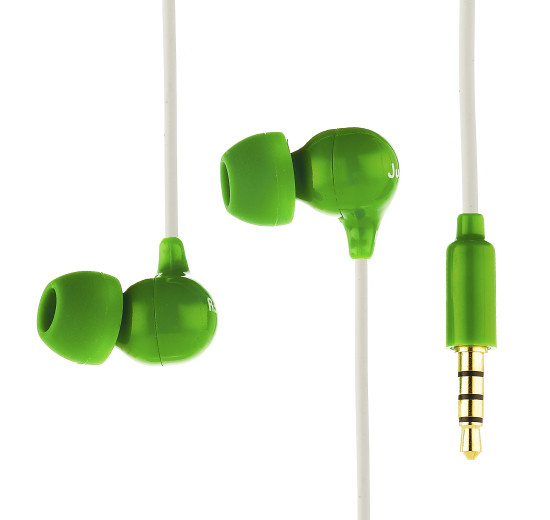 Juicy earphones - Apple scent