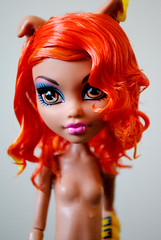 Howleen, Stage Two - Boil! (Howll) Tags: two monster sisters high wolf pack mattel howleen clawdeen