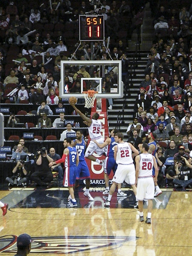 7be77f0a161 New Jersey Nets vs. San Antonio Spurs 2.11.12 (MattBritt00) Tags