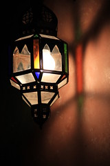 Under Tension (Lig Ynnek) Tags: africa light lamp morocco lantern rabat
