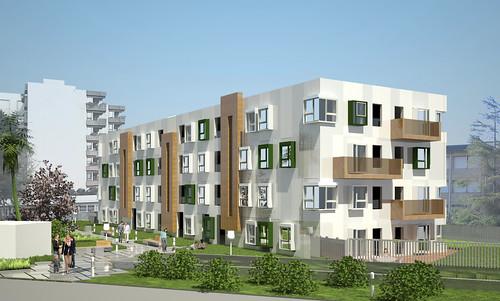 32 viviendas en Fadura, Getxo. 01