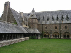 St Michael's College, near Tenbury Wells, Worcestershire (ChurchCrawler) Tags: school college church churches worcestershire cloister stmichaels worcs guesswhereuk gwuk tenburywells henrywoodyer guessedbybcikb