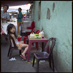 the story of a girl and red (beetabonk) Tags: 120 6x6 mediumformat square vietnam saigon hasselblad500cm fujipro160s carlzeisstplanar2880cf vnsghb80160s0212015