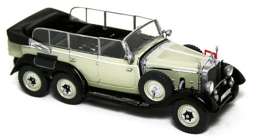 ICM Mercedes G4 1939
