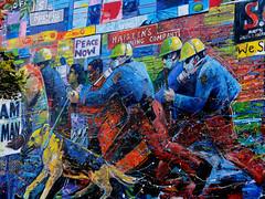Mural MLK Center, Atlanta GA (highpocket) Tags: casio africanamerican exilim blackphotographer exf1