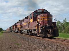 DMIR 316 (Superiorsubdude) Tags: minnesota train range freight 316 dmir iorn