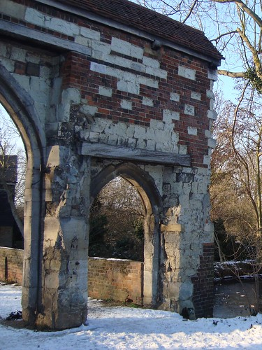 Waltham Abbey Gatehouse