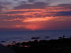 Tardenoche (guille fontanarrosa) Tags: sunset del atardecer punta este crepusculo