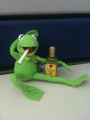 Kermit Drinking 6924439695 5af9970d37 m jpg