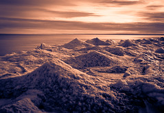 Mountains Of Minnesota (Boreal Bird) Tags: lakesuperior hss parkpointbeach sliderssunday frozensanddunes mountainsofminnesota thislakesparkstheimagination