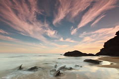 flying-clouds (Paco Conesa) Tags: sunset nubes calblanque signhray