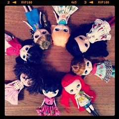 #blytheaday 29 family portrait