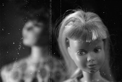Only the atom knows the truth (5) (criscrash13) Tags: vintage doll barbie skipper tlc bmovie