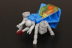 NCS Kangaroo (pasukaru76) Tags: classic tank lego space 2012 thinktank moc ncs walkingtank canon100mm marchikoma