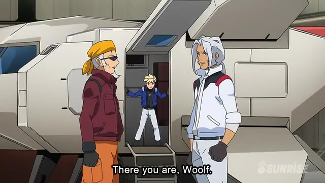 Gundam AGE Episode 21 The Shadow that Awaits  Screenshots Youtube Gundam PH (25)