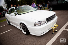 """Audi 80 B3 • <a style=""""font-size:0.8em;"""" href=""""http://www.flickr.com/photos/54523206@N03/6959806750/"""" target=""""_blank"""">View on Flickr</a>"""