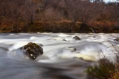 d'Autunno (Wrinzo) Tags: winter river scotland highlands fiume steam inverno colori torrent corrente cascate scozia inverkirkaig fallsofkirkaig kirkaig