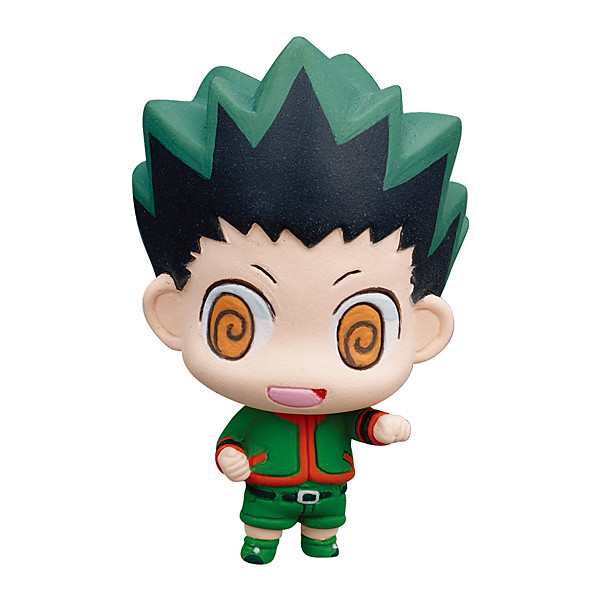 MegaHouse - Hunter × Hunter 獵人占卜盒玩