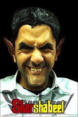 مشعل (RHEEN AL SHOOG) Tags: تصميم وجه السنافر sharshabeel اكشن سنفور شرشبيل شرير سنافر