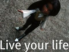 Live your freaking life! For PunkBratz (***CloeRules123***) Tags: dangit